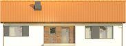 Projekt domu Danta 2 - elewacja przednia