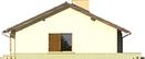 Projekt domu Flamenco - elewacja boczna 1