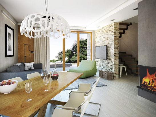 Projekt domu Ideal - widok 3