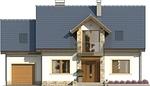 Projekt domu Estyma 2 - elewacja przednia
