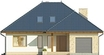 Projekt domu Verona 3 - elewacja przednia