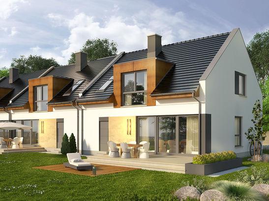 Projekt domu Aviator 6 - widok 2