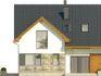 Projekt domu Riva 2 - elewacja przednia