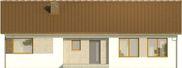 Projekt domu Nino 2 - elewacja przednia