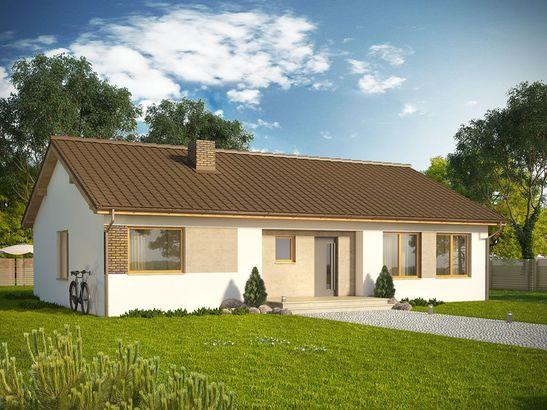 Projekt domu Nino 2 - widok 2