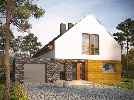 Projekt domu Avanti - widok 1