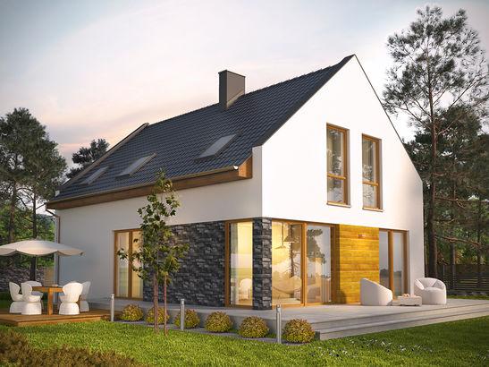 Projekt domu Avanti - widok 2