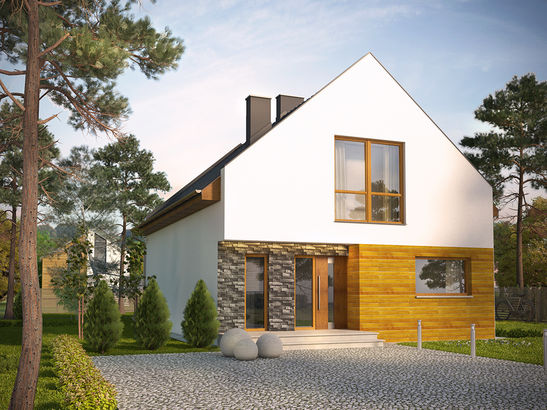Projekt domu Avanti 2 - widok 2