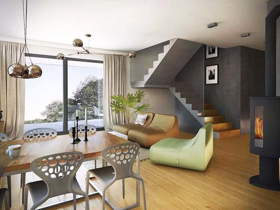 Projekt domu Toffi 2 - widok 4