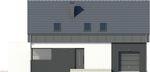Projekt domu Vital - elewacja przednia