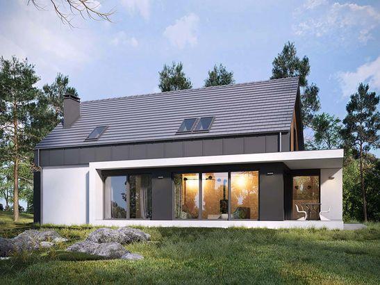 Projekt domu Vital 2g - widok 3