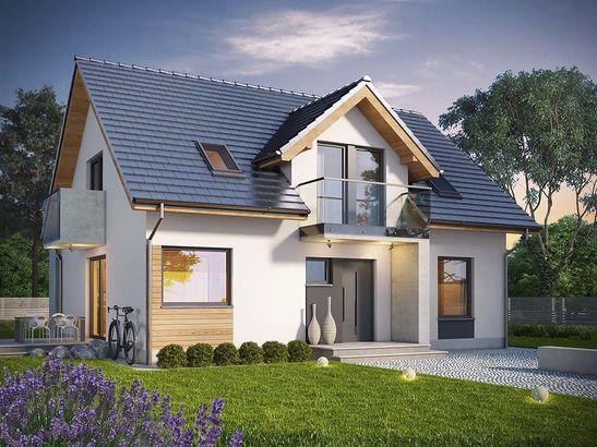 Projekt domu Melba 3 - widok 1