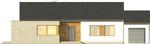 Projekt domu Trendsetter 2 - elewacja przednia