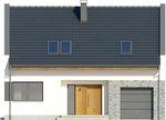 Projekt domu Primo - elewacja przednia