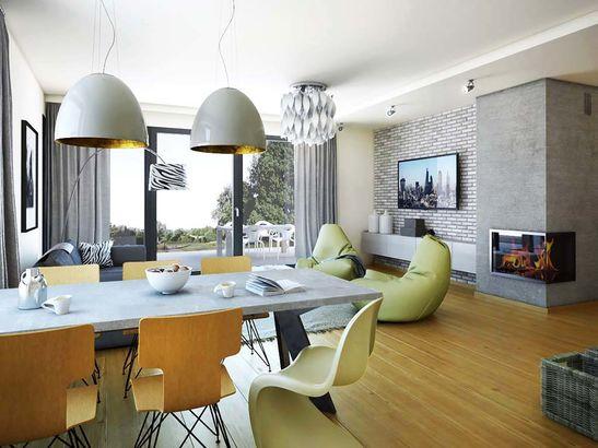 Projekt domu Format 2G - widok 3