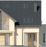 Projekt domu Maxima Nova 1 - elewacja tylna