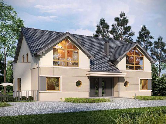 Projekt domu Maxima Nova 1 - widok 1