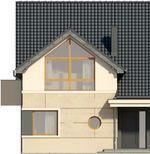 Projekt domu Maxima Nova 2 - elewacja przednia