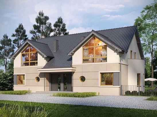 Projekt domu Maxima Nova 2 - widok 1
