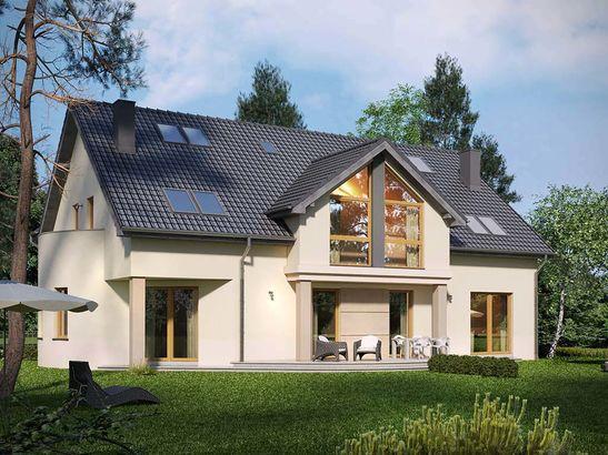 Projekt domu Maxima Nova 2 - widok 2
