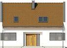 Projekt domu Primo 2 - elewacja przednia