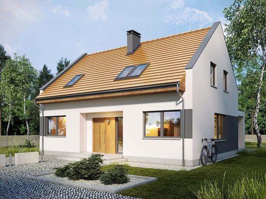 Projekt domu Primo 2 - widok 1