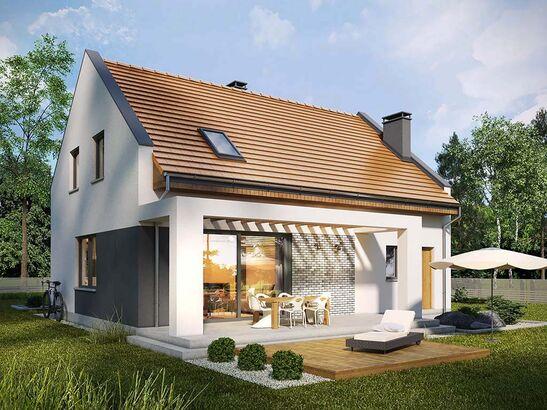 Projekt domu Primo 2 - widok 2