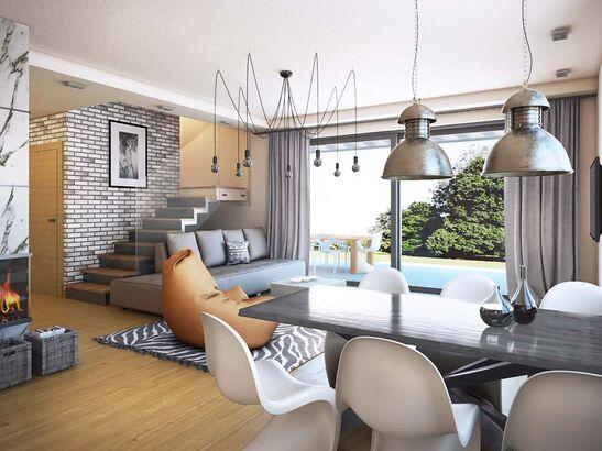 Projekt domu Primo 2 - widok 3